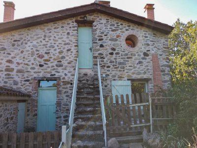 Moulin de la Passère, Gîte Bleu
